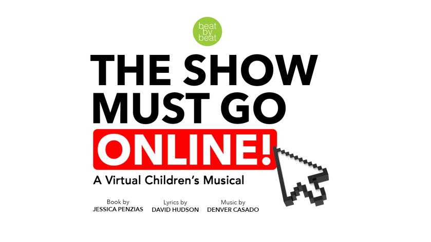 The Show Must Go Online - 1080p Title Card 2